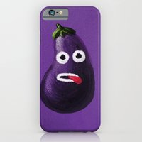 Stressed Out Eggplant iPhone 6 Slim Case
