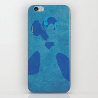 Megaman iPhone & iPod Skin