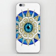 Eye Mandala iPhone & iPod Skin
