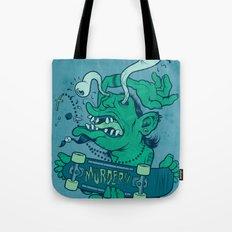 Der Shredder Tote Bag