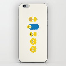 The Simpsons iPhone & iPod Skin