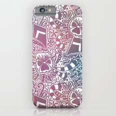 Theta Print-Pastel Slim Case iPhone 6s