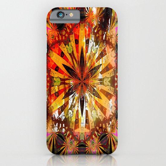Mandala Art Abstract iPhone & iPod Case