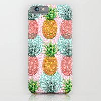 Pineapple Candy iPhone 6 Slim Case