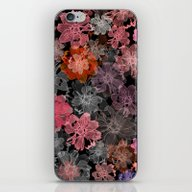 iPhone & iPod Skin featuring Flower Carpet(39). by Mary Berg