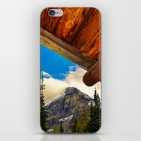 Regaining Strength iPhone & iPod Skin