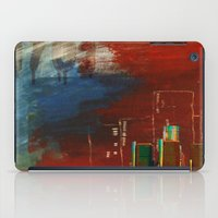 Death of Detriot - Skyline  iPad Case