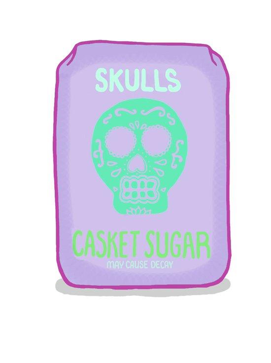 Sugar Skulls 2 Art Print