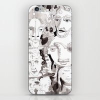 Loophole iPhone & iPod Skin