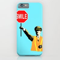 iPhone & iPod Case featuring smile! by Jose Manuel Villasana
