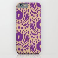 flower ikat iPhone 6 Slim Case