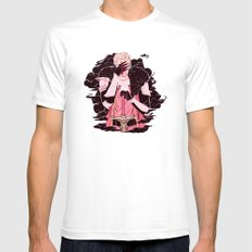 Guilt SMALL White Mens Fitted Tee