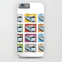 Gothenburg tramway iPhone 6 Slim Case