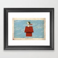 Sopwith Camel F.1 AKA Sn… Framed Art Print