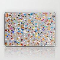 Splash Dots Laptop & iPad Skin