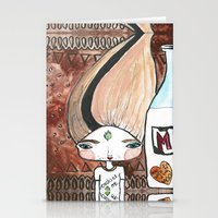 Milk & Cookies Bhoomie Stationery Cards