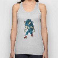 Sonic the Hedgehog Unisex Tank Top