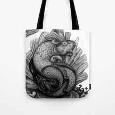 Fishkey Tote Bag