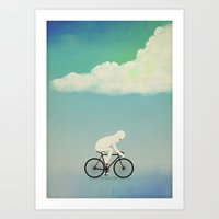 corri_dore Art Print