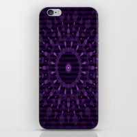 Kaleidoscope Eye iPhone & iPod Skin