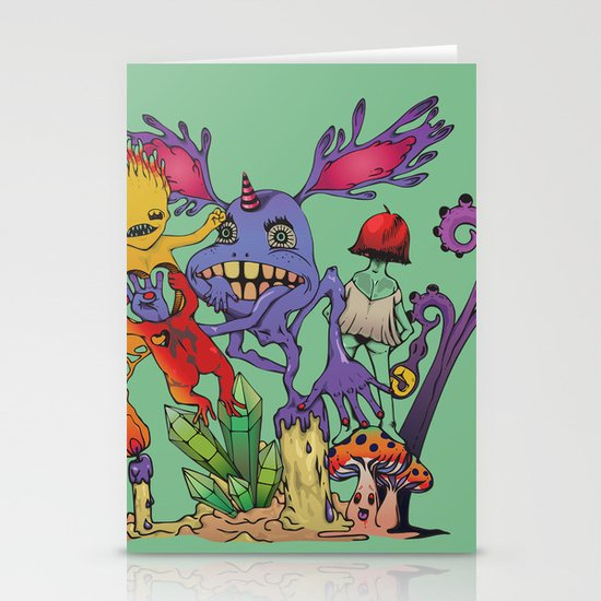 My Typical Dream? Stationery Card