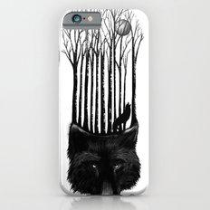 Wolf Barcode Slim Case iPhone 6s