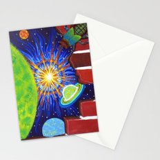 Crickets in the Walls Stationery Cards