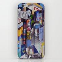 Broadway iPhone & iPod Skin