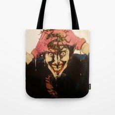 Joker HAHAHA Tote Bag