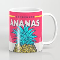 Condensed Ananas Mug