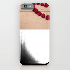 i heart you because you're sweet iPhone 6s Slim Case