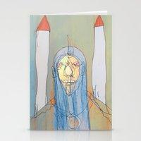 Daniel Rocket Moon Stationery Cards