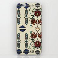 Tribal 2 iPhone & iPod Skin