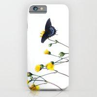 Butterfly Prairie iPhone 6 Slim Case