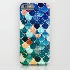 REALLY MERMAID TIFFANY iPhone 6 Slim Case