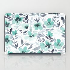 Espirit Mint  iPad Case