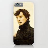 Sherlock Lives iPhone 6 Slim Case
