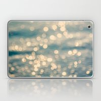 Sunlight Dancing on the Sea Laptop & iPad Skin
