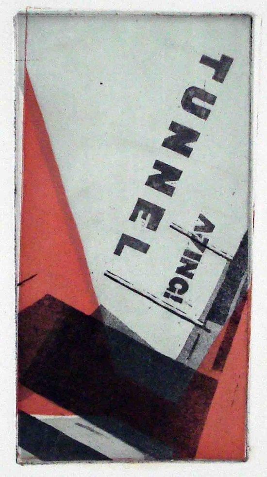 """Tunnel"" Art Print"