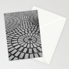 Circles Stationery Cards