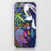Frolic in the Forest iPhone 6 Slim Case
