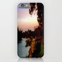 iPhone & iPod Case featuring Bouncing Light by Chris' Landscape Images of Australia