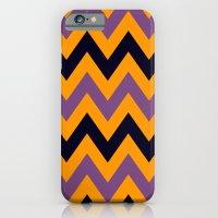 Halloween Chevron iPhone 6 Slim Case