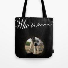 My dog Kira  Tote Bag