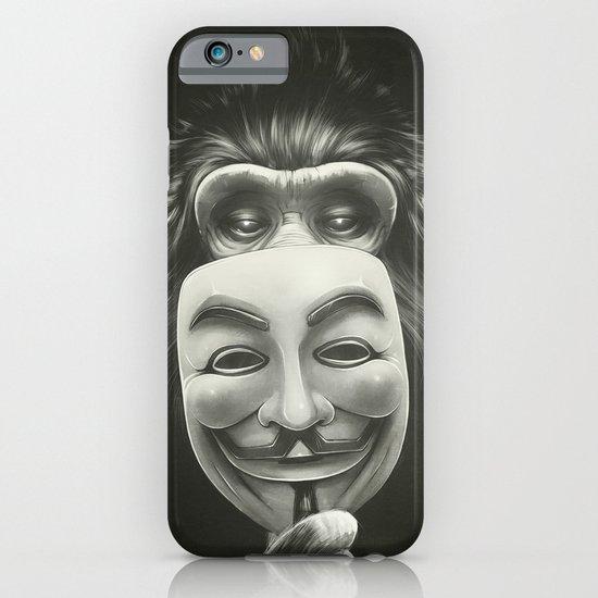 Anonymous iPhone & iPod Case