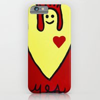 iPhone & iPod Case featuring Yes by Lisa Brown Gallery