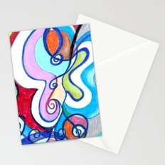 Free as a Butterfly Stationery Cards