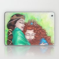 Merida and Elinor Laptop & iPad Skin