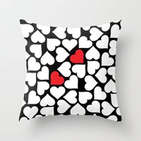MPENZI ... Love Is In Th… Throw Pillow