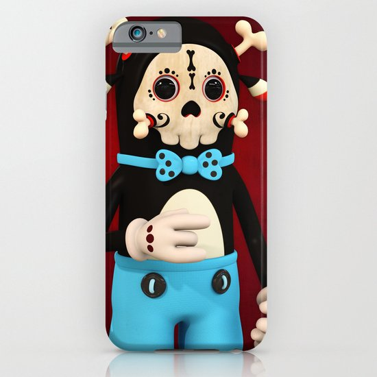 Bad Petryck iPhone & iPod Case